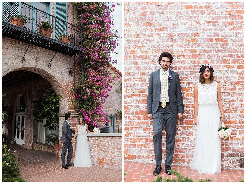 malaga cove wedding photos