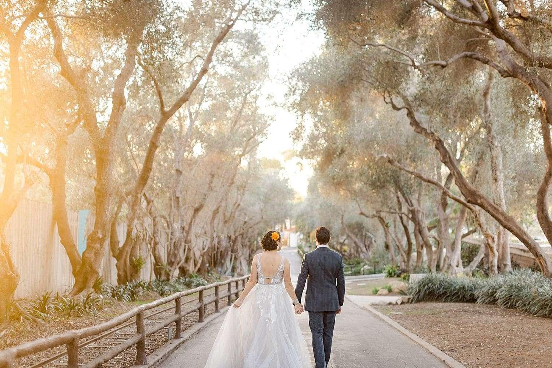 SANTA BARBARA ZOO WEDDING PHOTOGRAPHY