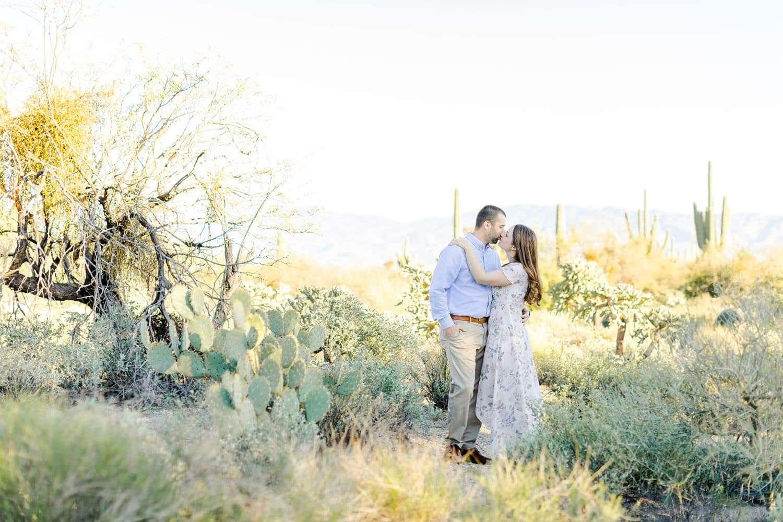 tucson engagement photos